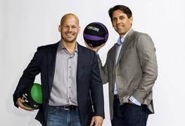 AnytimeFitness co-founders Dave Mortensen and Chuck Runyon thumbnail